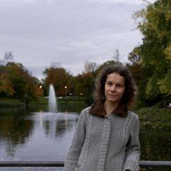 Malgranda portreto de Klara ERTL